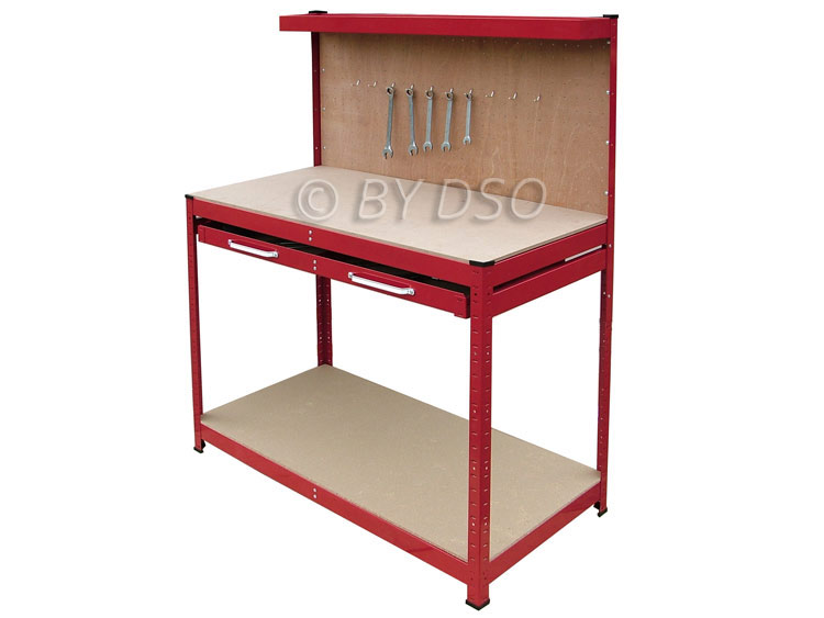 Hilka Professional Work Bench Red HILWB212
