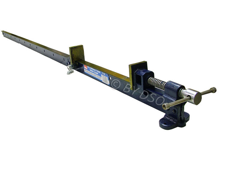 Hilka Professional 6 Foot Heavy Duty T-Bar Sash Clamp