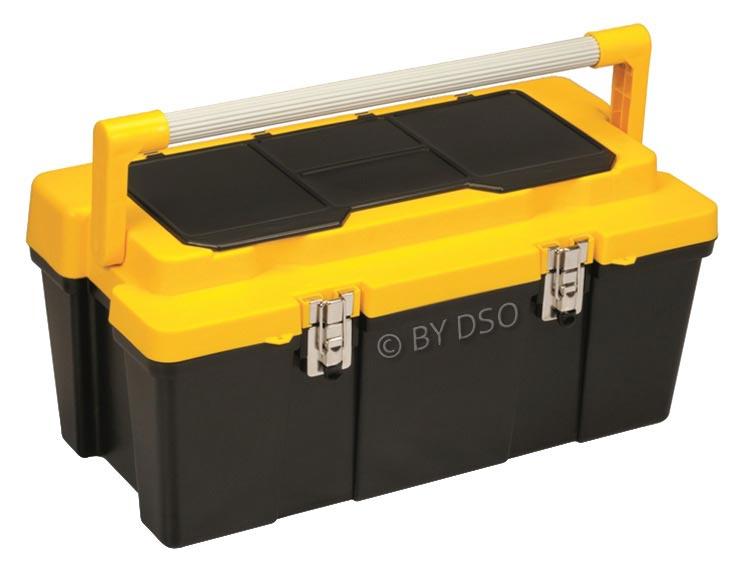 "HILKA  26"" Pro Toolbox Organizer with Aluminium Handle HILML05"