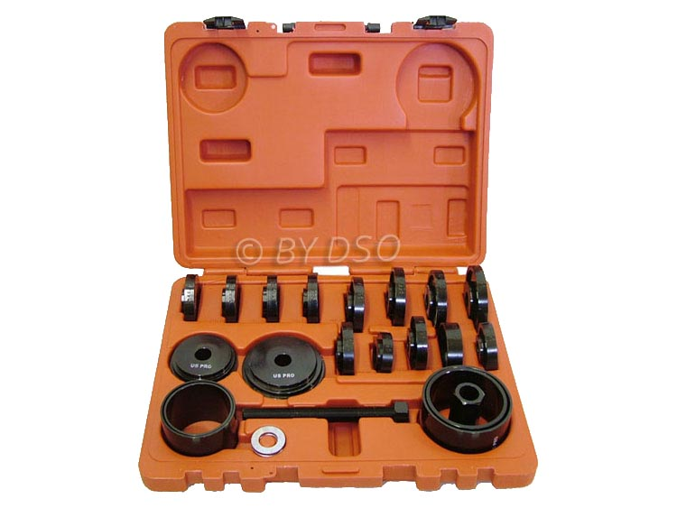 BERGEN Front Wheel Drive Bearing Removal Set for Cars & Light Commercial BER6002