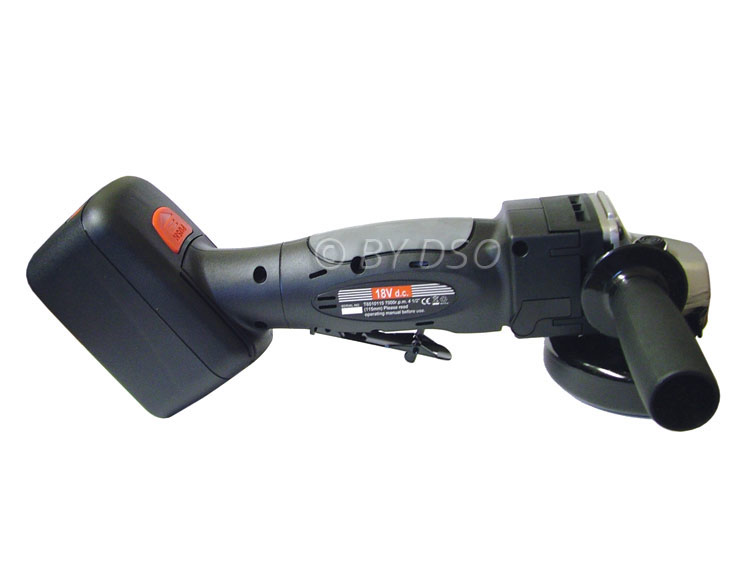 18V 115mm - 125mm Cordless Angle Grinder with Battery and Charger 2052ERA