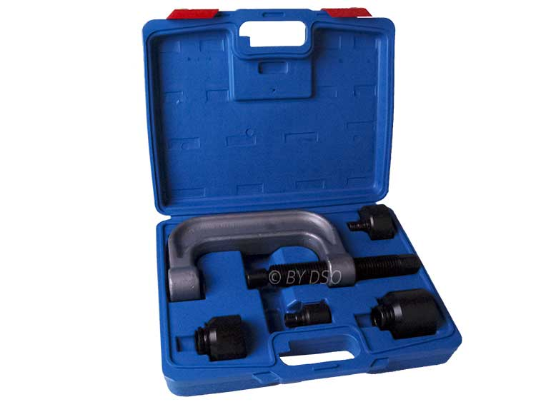 BERGEN Bush and Ball Joint Tool for Mercedes W220, W221, W230 in Situ BER6024