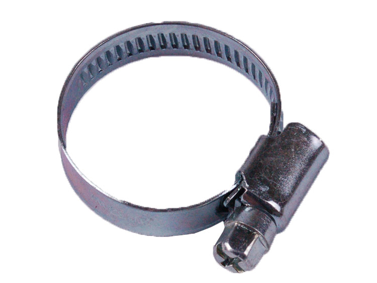BERGEN 50 Pack Jubilee Hose Pipe Clamp Clips For Air Water Fuel Gas 25 to 40 mm