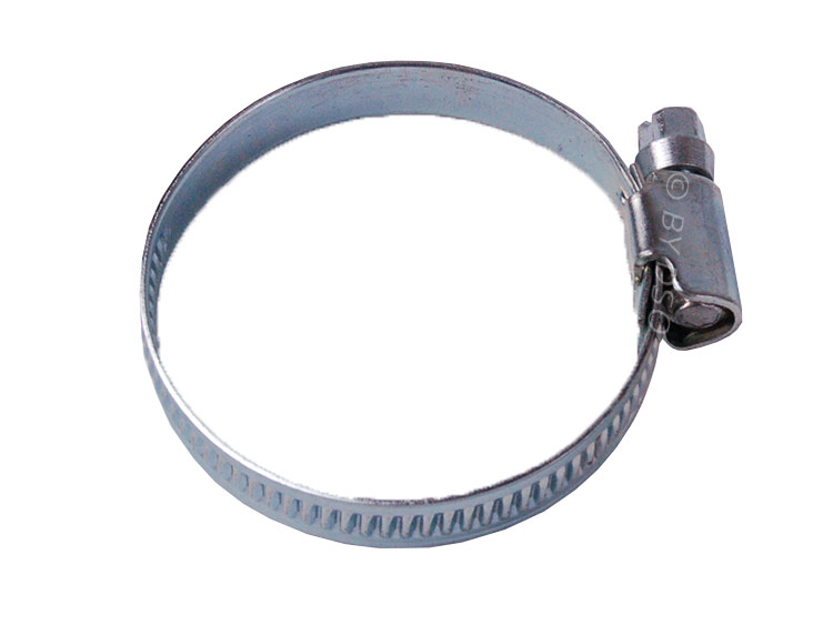 BERGEN 50 Pack Jubilee Hose Pipe Clamp Clips For Air Water Fuel Gas 40 to 60 mm