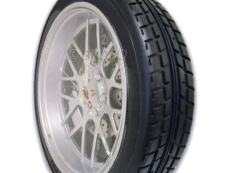 gtec 350mm diam tre roue alliage pneu mur contacteur rouge visage 200 10511 ebay. Black Bedroom Furniture Sets. Home Design Ideas