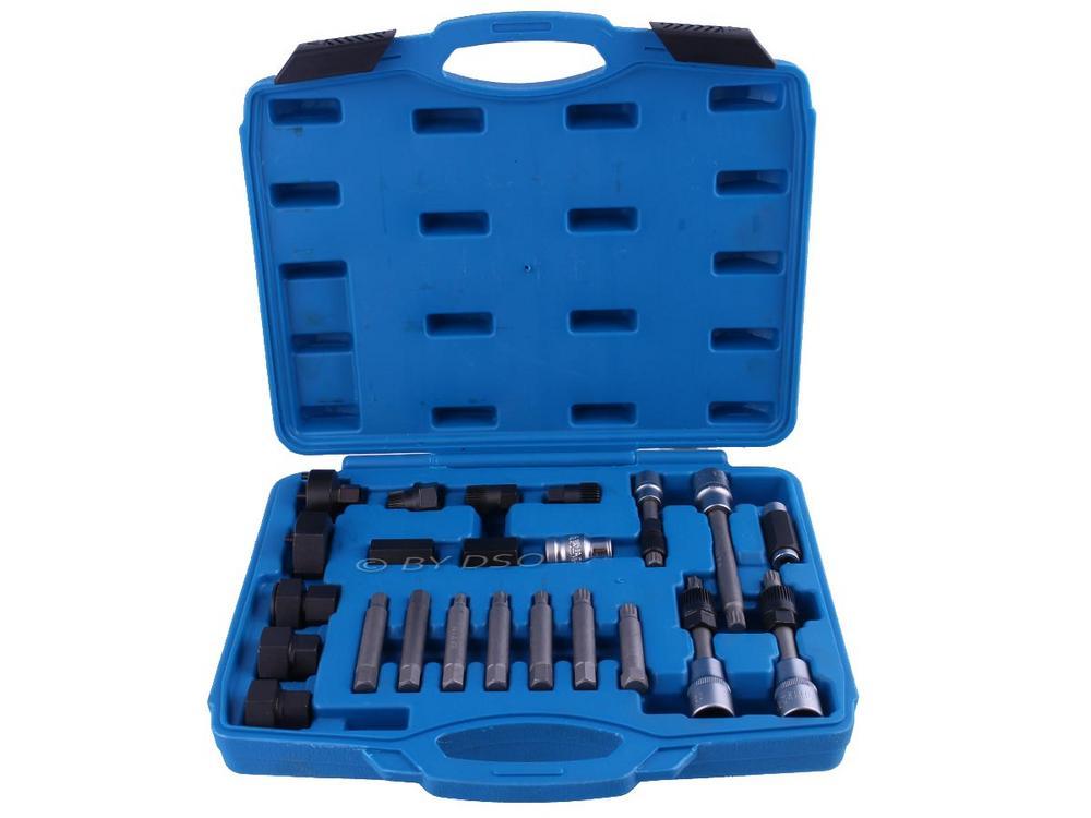 BERGEN Professional 24 Pc Universal Alternatir Tool Set BER5502