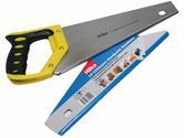 Hilka 14 350mm Hardpoint Toolbox Saw Universal Teeth with Soft Grip