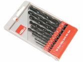 Hilka 10 Pc HSS Drill Bit Set 1 to 10 mm HIL49707010