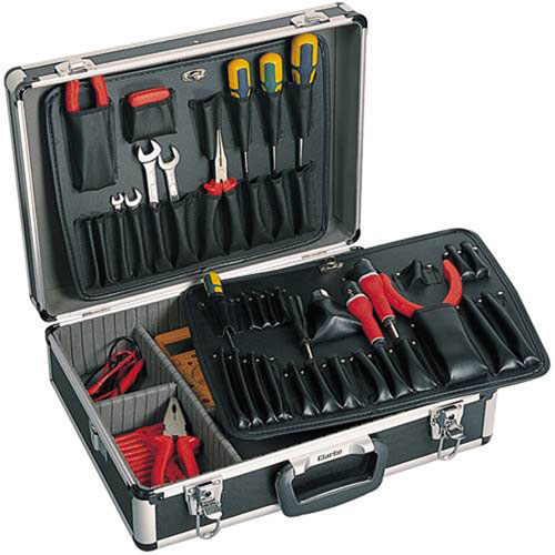 Clarke ATC30 - Engineers/Electricians Tool Case