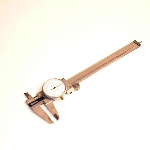 CLARKE VERNIER CALIPER WITH DIAL - METRIC 150mm CM160