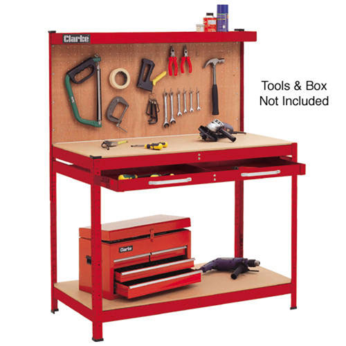 CWB-R1 CLARKE BALL BEARING WORKSHOP/CAR WORKBENCH