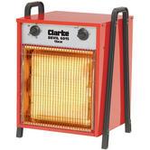 Clarke Devil6015 Industrial 15KW Electric Fan Heater 400V 3 Phase