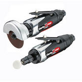 "Clarke CAT133 X-Pro Professional 33 Pce Air Tool Kit 3"" Cut-off Tool & Die Grind"