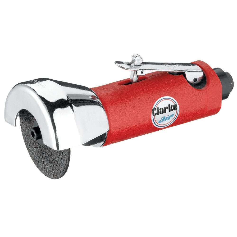 """Clarke CAT113 3"""" Cut-Off Tool Max speed 18000rpm 90psi 6.2 Bar Disc 1.6 x 76mm"""