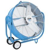 """Clarke CAM6000 30"""" Drum Barrel Fan 350 watt variable 3 speed tilts 300°"""