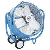 "Clarke CAM5002 24"" Drum Barrel Fan 250 watt variable 3 speed tilts through 300°"