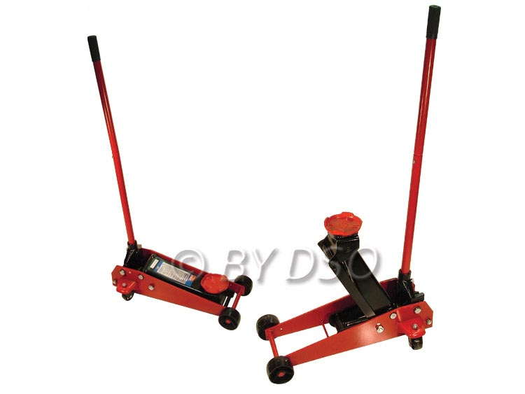 Hilka Professional Trade Quality 3 Ton Trolley Jack TUV GS Approved HIL82830010