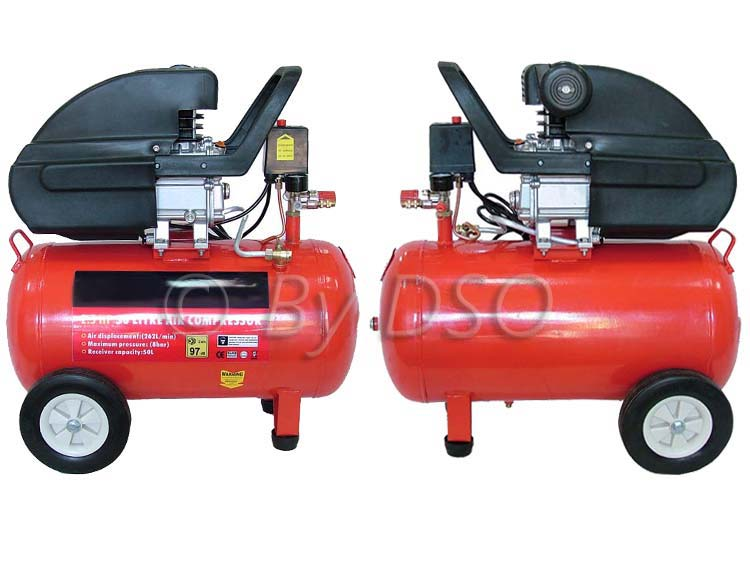 Professional Quality 50ltr 2 5 Hp 240v Twin Outlet Air