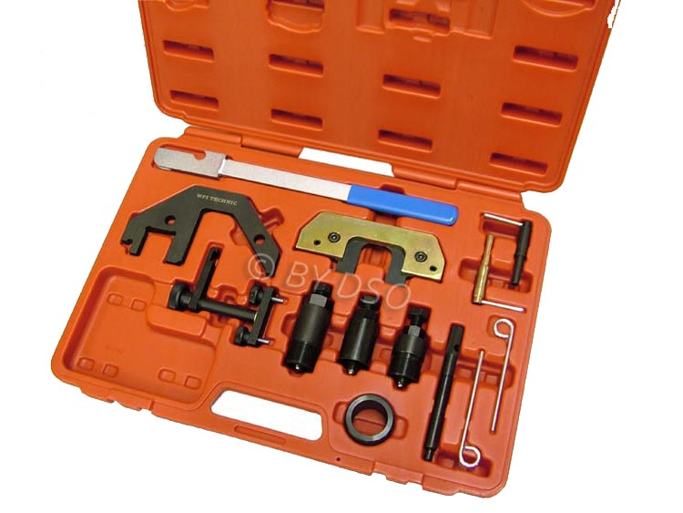 BERGEN Professional 13 Piece Timing Tool Set for BMW BER3120