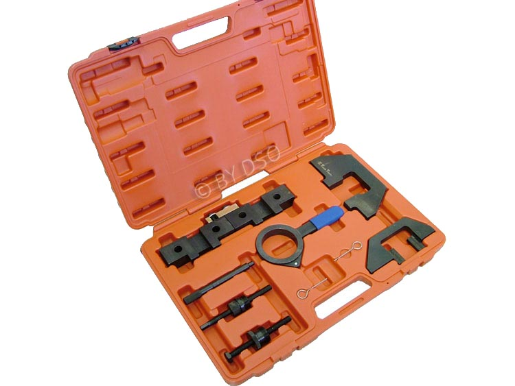 BERGEN Petrol and Diesel Timing Tool Kit Chain and VANOS for BMW BER3111