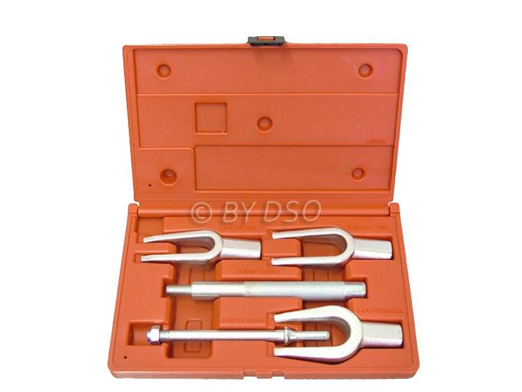 BERGEN Professional 5 Piece Tie Rod/Ball Joint Pitman Arm Tool Kit BER6007