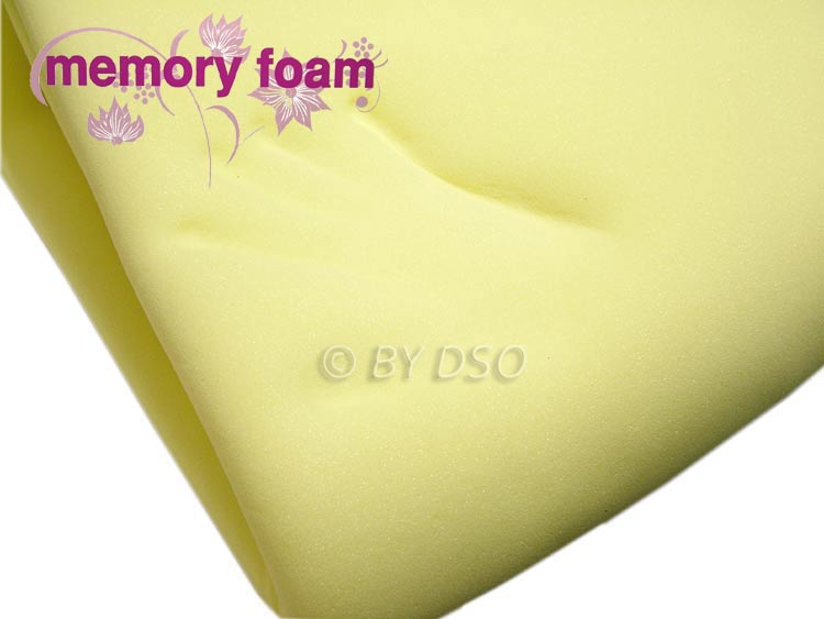 Luxury Memory Foam Mattress Topper King BML