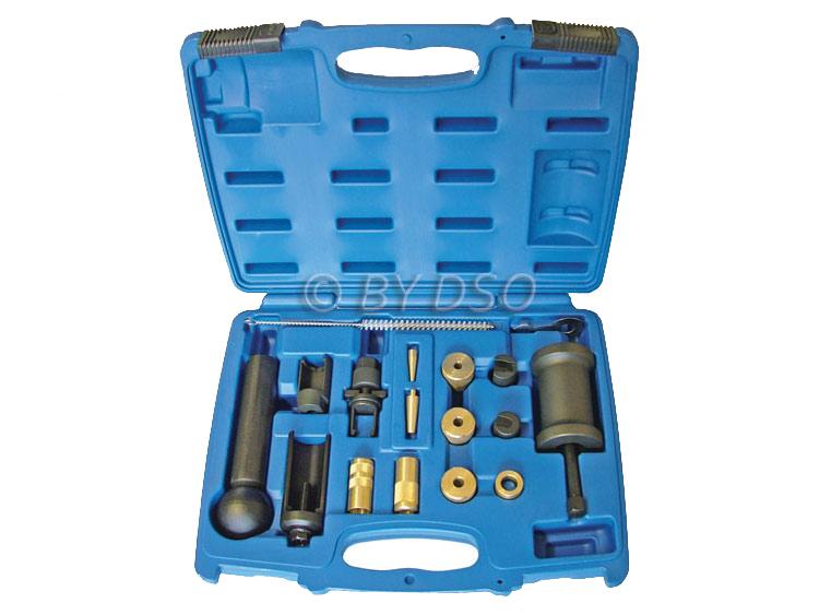 BERGEN Professional 18 Piece FSI Injector Puller Set BER5536