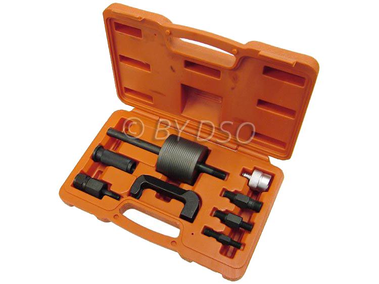 BERGEN Professional 9 Piece Common Rail Injectors Extractor Set BER5530