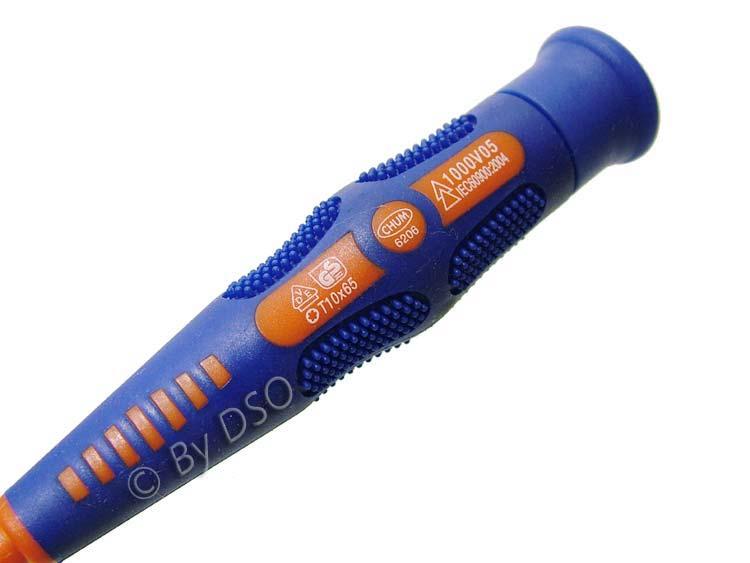 electricians 6pc precision torx vde screwdriver set sd274 ebay. Black Bedroom Furniture Sets. Home Design Ideas