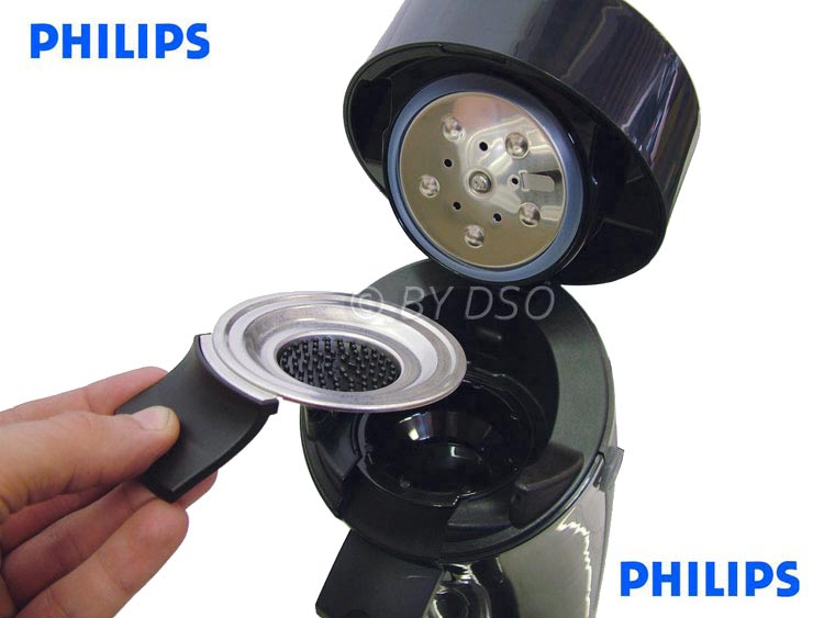 philips senseo original coffee pod machine black hd7814 60. Black Bedroom Furniture Sets. Home Design Ideas