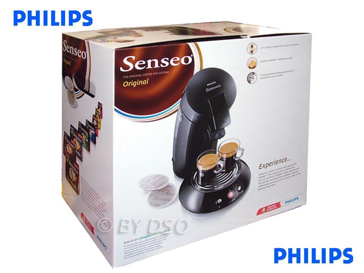 Senseo Coffee Maker Repair Manual : Philips Senseo Original Coffee Pod Machine Black HD7814/60 eBay