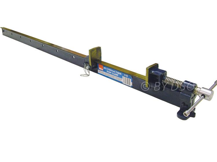 Hilka 4 Foot Heavy Duty T-Bar Sash Clamp HIL64545304