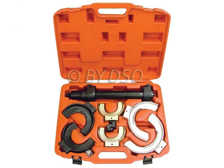 BERGEN Multi Use MacPherson Interchangable Fork Spring Compressor Set