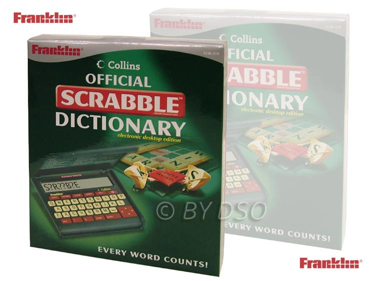 Collins official scrabble dictionary electronic desktop for Together dictionary