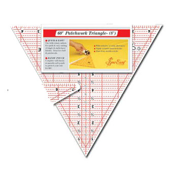 how to use 60 degree triangle ruler