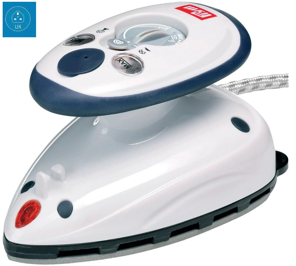 Prym Mini Steam Iron Ideal For Needlework Quilting And