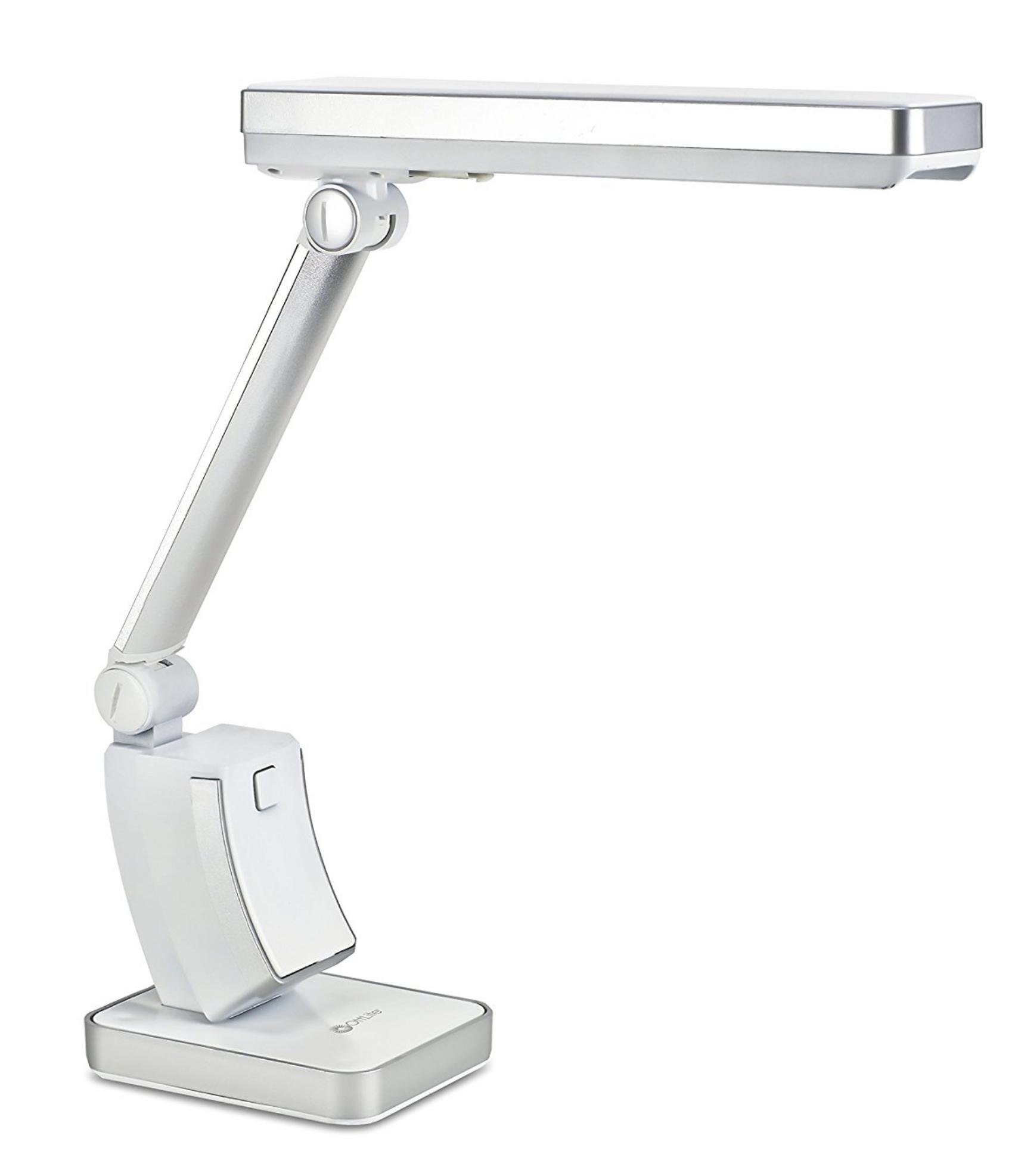 Ottlite Task Lamp Slimline Natural Daylight Adjustable