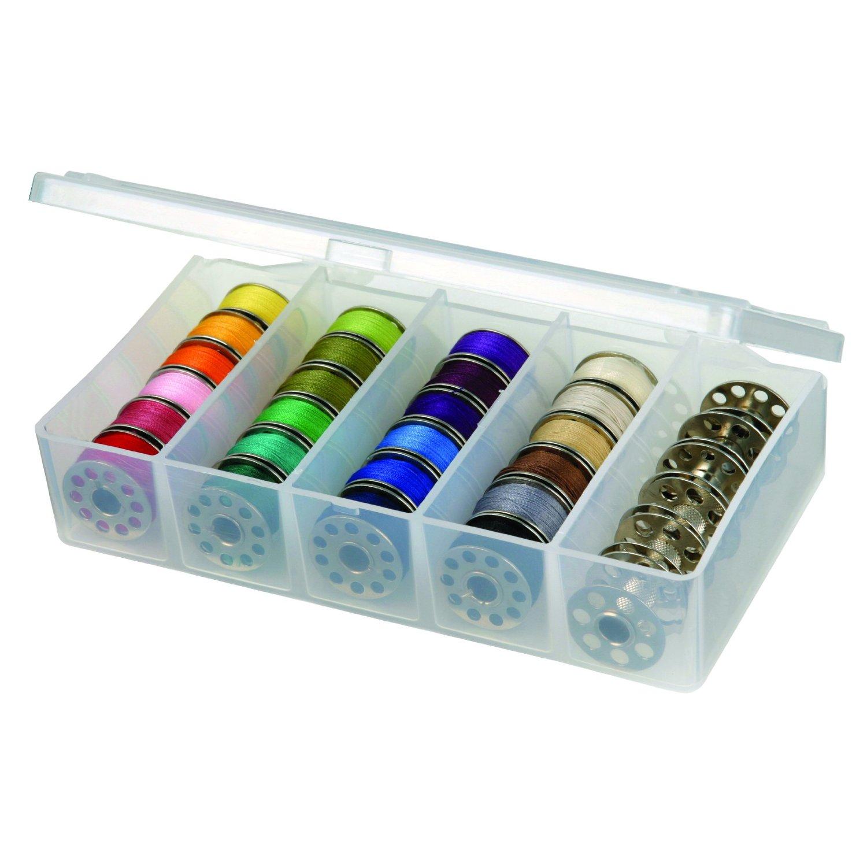 Bobbin Box - Holds 30 Machine Bobbins - **EMPTY** ArtBin Bobbin Box