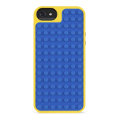 Custodia LEGO� Builder per iPhone 5/5s - Giallo