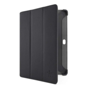 �tui repliable � trois pans avec support pour Samsung Galaxy Tab 2 10.1