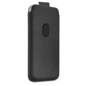 Funda Pocket Case para iPhone 5c - Nero asfalto