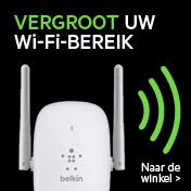wi-fi bereik