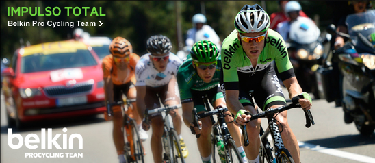 IMPULSO TOTAL / Belkin Pro Cycling Team