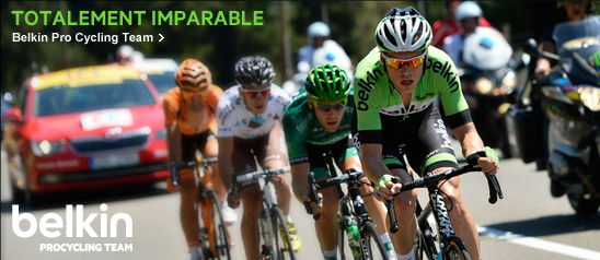 TOTALEMENT IMPARABLE / Belkin Pro Cycling Team