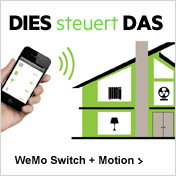 THIS steuert DAS / WeMo Switch + Motion >