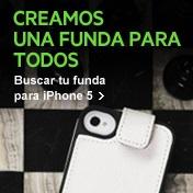 CREAMOS UNA FUNDA PARA TODOS / Buscar tu funda para iPhone 5 >