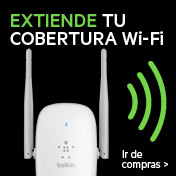 Extiende tu cobertura Wi-Fi - Amplificador de alcance Wi-Fi de doble banda