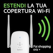 Estendi la tua copertura Wi-Fi - Range extender Wi-Fi dual band
