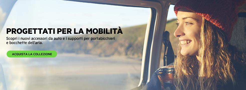 Accessori per mobilita in auto