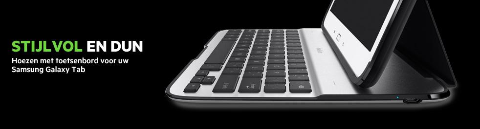 Etuis met toetsenbord